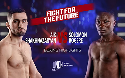 Aik Shakhnazaryan — Highlight Fight For The Future 17.03.2016