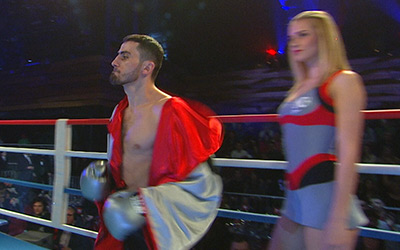 Boxing entrance Aik Shakhnazaryan feat. Давид Луйс