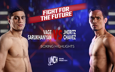 Vage Sarukhanyan — Highlight Fight For The Future 17.03.2016